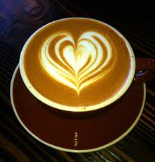 coffee heart designs.  Coffee Latte Art Inside Coffee Heart Designs P