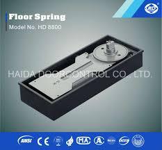 china hd 8800 400 kg capacity weight heavy duty glass door hinge floor spring china floor hinge door closer