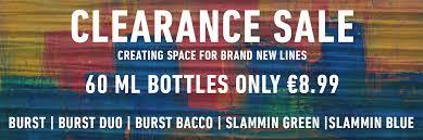 burst clearance