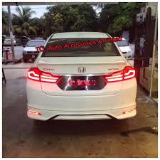 Honda City 2014 Led Tail Lamp Tcl Auto Accessories Tinted Facebook