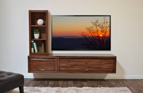 Ritzy Wall Mounted Media Cabinet Bergenost And Wall Mounted Media Console  in Wall Mount Tv Cabinet