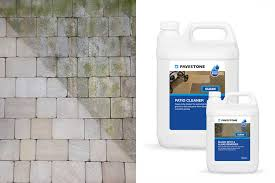 how to clean paving patios a
