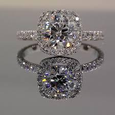 park avenue halo engagement ring winkcz