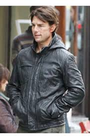 tom cruise mission impossible 5 ethan hunt leather jacket