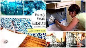 Kitchen Backsplash Diy 24 Cheap Diy Kitchen Backsplash Ideas And Tutorials You Should See
