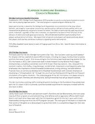 Baseball Coaching Resume Cover Letter baseball coach resume Savebtsaco 1