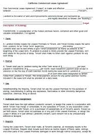 Free Rental Form Tenancy Contract Template Dubai Word Document Rental Agreement South