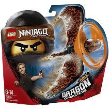 Lego Ninjago 70645 Lốc Xoáy Rồng Của Cole