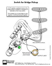 pickup switch wiring diagram wiring diagrams best adding a bridge pickup switch to a strat seymour duncan bridge wiring diagram adding a bridge