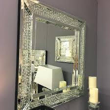rectangular wall mirror rectangle mu mirrors large cream frameless mirro