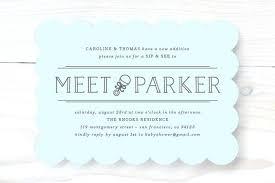Meet And Greet Invitations Samples Meet The Baby Shower Invitations Meet And Greet Ba Invitation Google