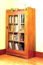 craftsman mission bookcase style bookshelf corner mission style bookcase mission style wall mounted shelves