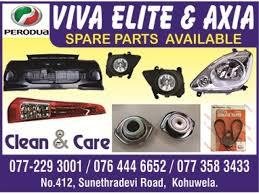 perodua spare parts auto parts accessories cars vehicles nugea siyalla lk