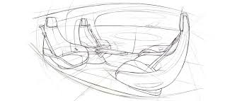 car interior sketch. Contemporary Car This Is The Car Interior Of Future According To Mercedes  Auto Express Intended Car Interior Sketch N