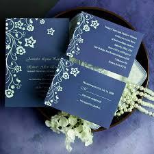 discount retro garden navy blue floral wedding invitation ewi166 Wedding Invitation Blue And Green discount retro garden navy blue floral wedding invitation ewi166 as low as $0 94 wedding invitation blue green motif