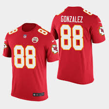 Color Rush Chiefs Red T-shirt Men's Charcandrick - West