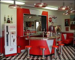 Vintage Diner Kitchen Decor