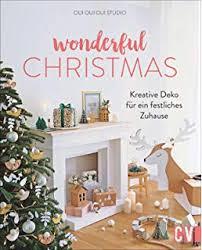 Weihnachten Kreativ Winterliche Diy Ideen Baumschmuck