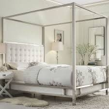office magnificent white canopy bed frame 10 full size fabulous designs for your little princess