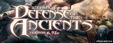 dota defence of the ancients font forum dafont com
