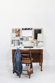 office dining table. Organized Home Office Desk With Calendar, Chalkboard And Corkboard Dining Table