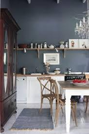 dark kitchen walls - Google Search