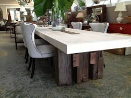 faux stone top dining table. suma outdoor cast stone dining table faux top r