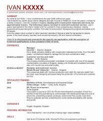 5102 Business Cv Examples Templates Livecareer