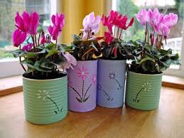 Small Picture Garden Design Ideas Make a Flower Pot Garden at Home YouTube