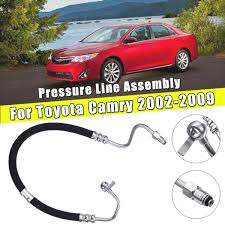 2009 Toyota Camry Tire Pressure Light Us 19 39 22 Off Power Steering Feed Pressure Hose For Toyota Camry 2002 2003 2004 2005 2006 2007 2008 2009 41165yv Auto Accessories In Power
