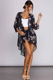 get flowy with fl kimono