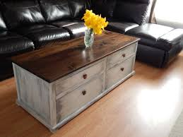 top 59 first class ana white rustic coffee table plansana plans withrage farmhouse whiteana large unbelievable picture concept x with drawers square glass