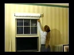 Window Quilt Installation - YouTube &  Adamdwight.com