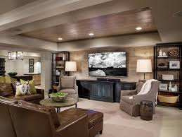 Best  Basement Ideas Ideas On Pinterest - Unfinished basement man cave ideas