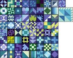 20 best 365 års quilt images on Pinterest | Sampler quilts, 365 ... & 365 days challenge blokken Adamdwight.com