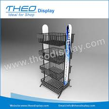 Cell Phone Accessories Display Stand TH100Wire Fixed Shelf Cell Phone Accessories Display Stand Rack 54