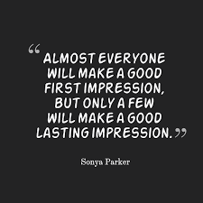 First Impression Quotes Magnificent Sonya Parker Quotes AUTHOR SONYA PARKER QUOTES