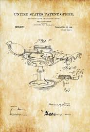 surgical instrument patent 1902 doctor office decor. Reclining Chair Patent \u2013 Print, Wall Decor, Dentist Office . Surgical Instrument 1902 Doctor Decor
