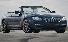 BMW Convertible bmw convertible 650i : 2012 BMW 650i Coupe and Convertible First Test - Motor Trend