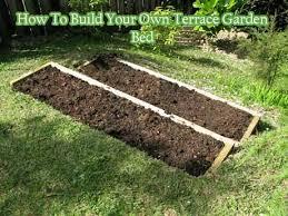 how to build a garden. how to build a garden u