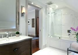 modern tub shower combo walk in shower tub combo inside stunning modern large size of in