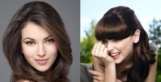Módní účesy Pro Dlouhé Vlasy 2018 Styling Fotografií Krása ženský