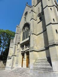 une vue de la faaade ouest. File:Montmorency (95), Collégiale Saint-Martin, Façade Occidentale, Vue Une De La Faaade Ouest