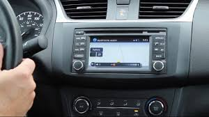 2013-2018 Nissan Sentra Versa Factory OEM NissanConnect ...