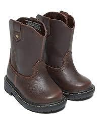 Amazon Com Garanimals Infant Boys Brown Western Cowboy