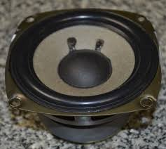 Realistic Minimus 7 Woofer Speaker 1218 Radio Shack | eBay