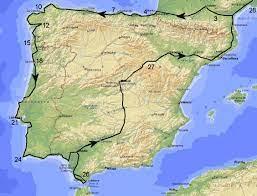 Spagna del Nord e Portogallo 2007