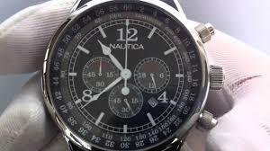 men s nautica nsr 01 chronograph tachymeter watch n13530g men s nautica nsr 01 chronograph tachymeter watch n13530g