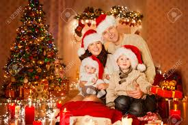Family Christmas Photos Christmas Family Stock Photos Pictures Royalty Free Christmas
