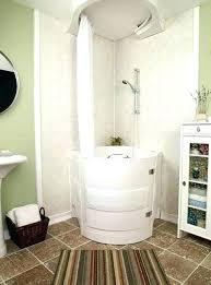 shower curtain for walk in tub walk in tub shower combo a for ease and comfort shower curtain for walk in tub